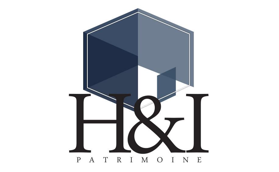 Création d'un site internet et d'un logo pour l'agence immobilière H&I Patrimoine