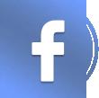 icon réseau social Facebook