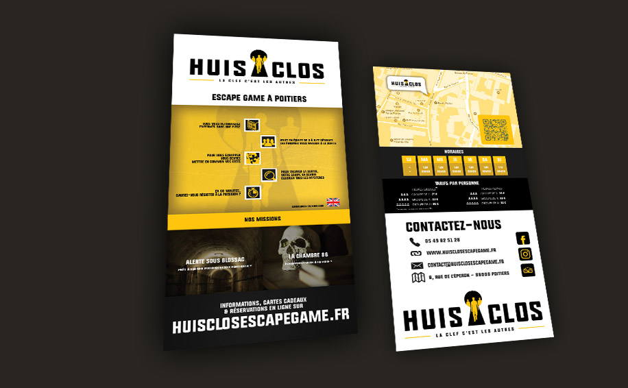 creation-d-un-flyer-pour-l-escape-game-huisclos