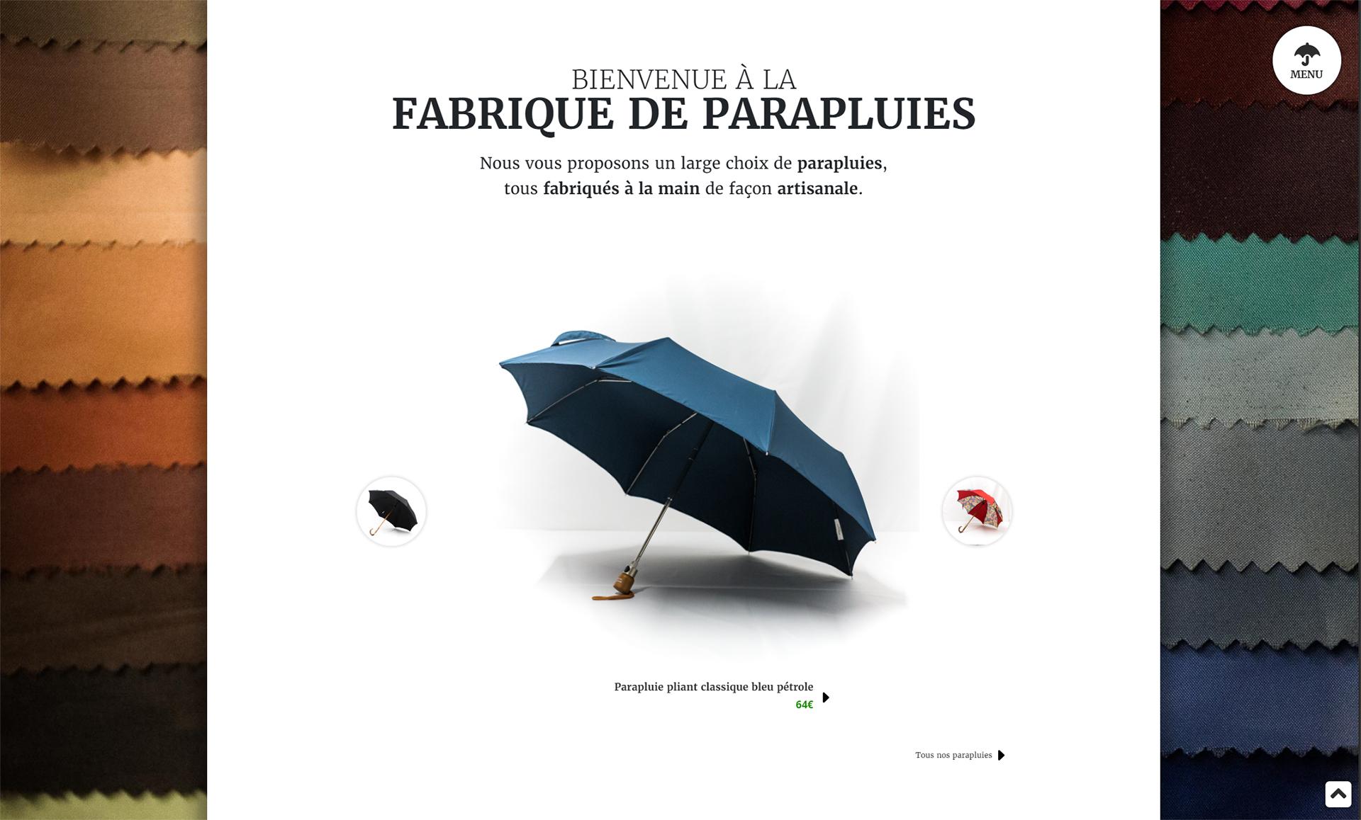 creation-de-site-internet-responsive-pour-la-fabrique-de-parapluie-par-infographiste-poitiers-5